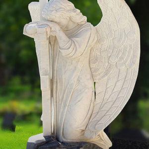 ангел с крестом
